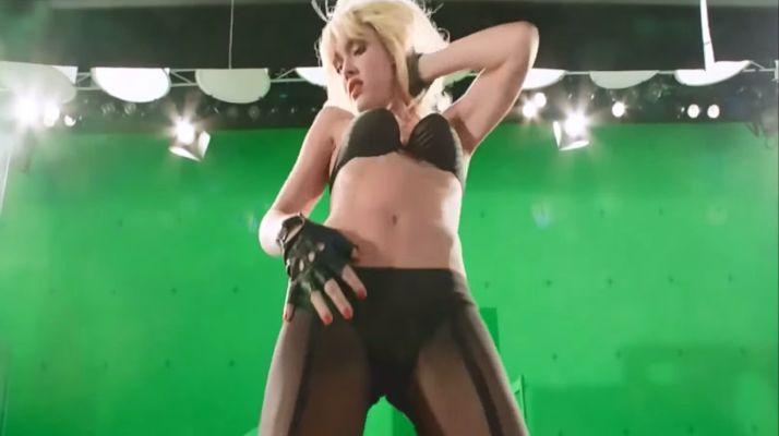 image Jessica alba fantastic four bra amp panties compilation