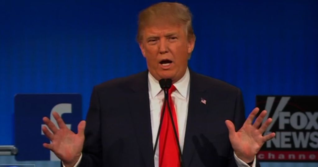 Donald Trump -- Those Horrible Things I Said About Women -4651