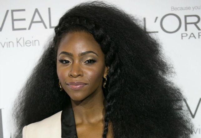 Black female stars Nude Photos 30