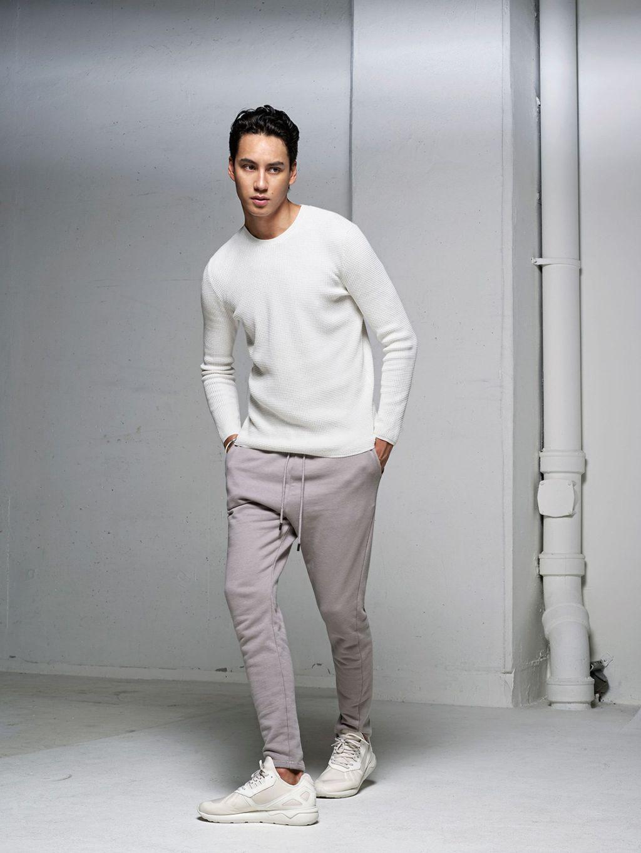 Adidas Tubular Mono White