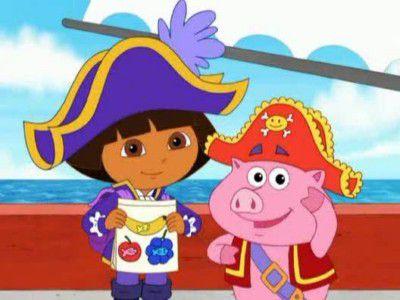 Watch Boots' Banana Wish (Ep 16) - Dora the Explorer - Season 5