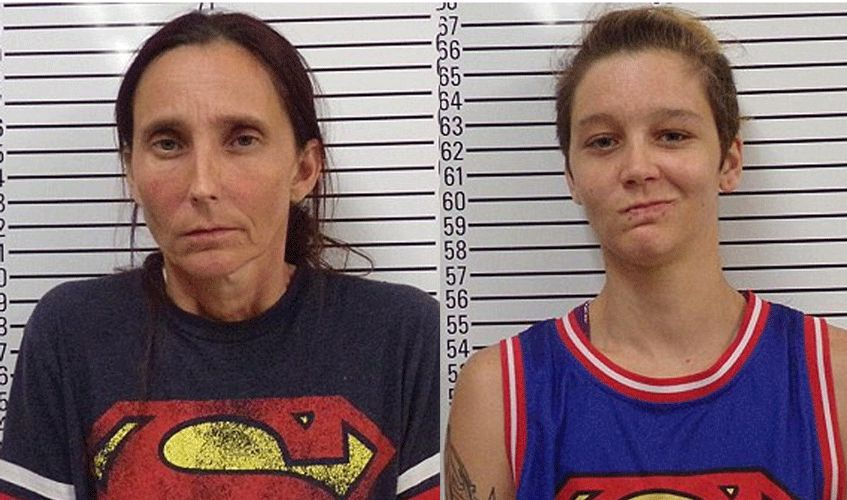 Married Lesbian Mom And Daughter Arrested For Incest-3029