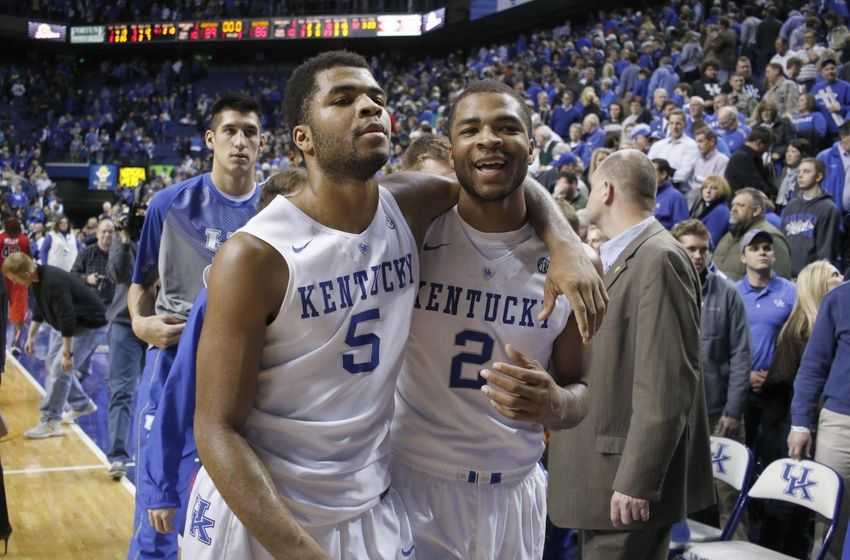 The Undefeated Kentucky Wildcats: NCAA Hoops On LockerDome