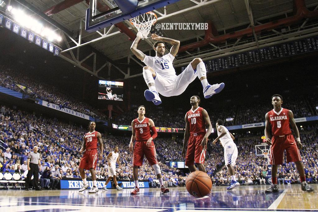 Kentucky Basketball on Twitter