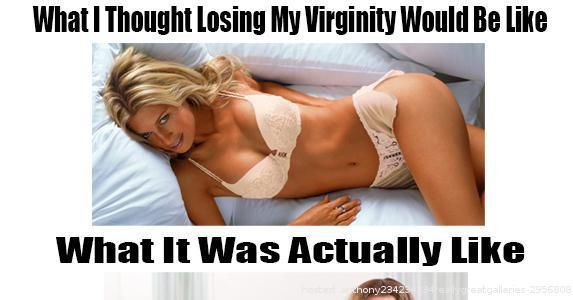 Girl losses virginity