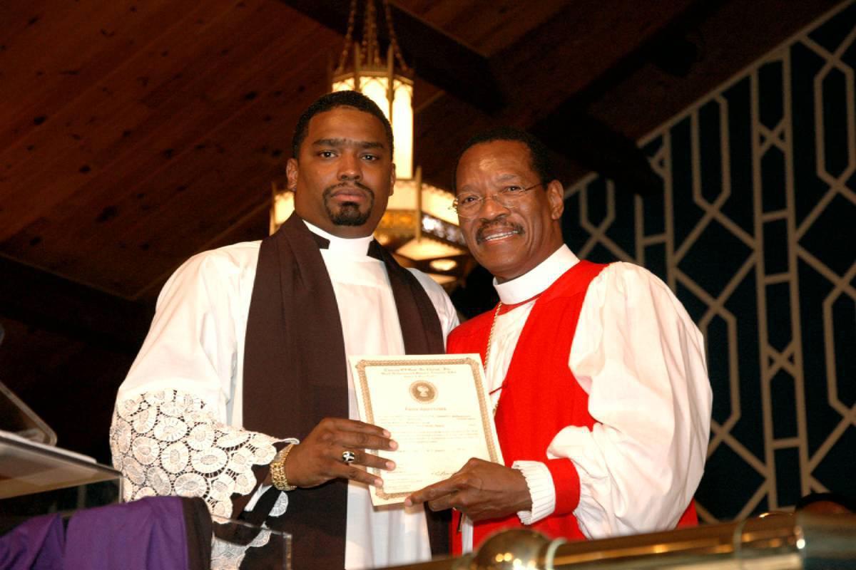 Jesus Take The Wheel: COGIC's Bishop Charles Blake Denies Being A