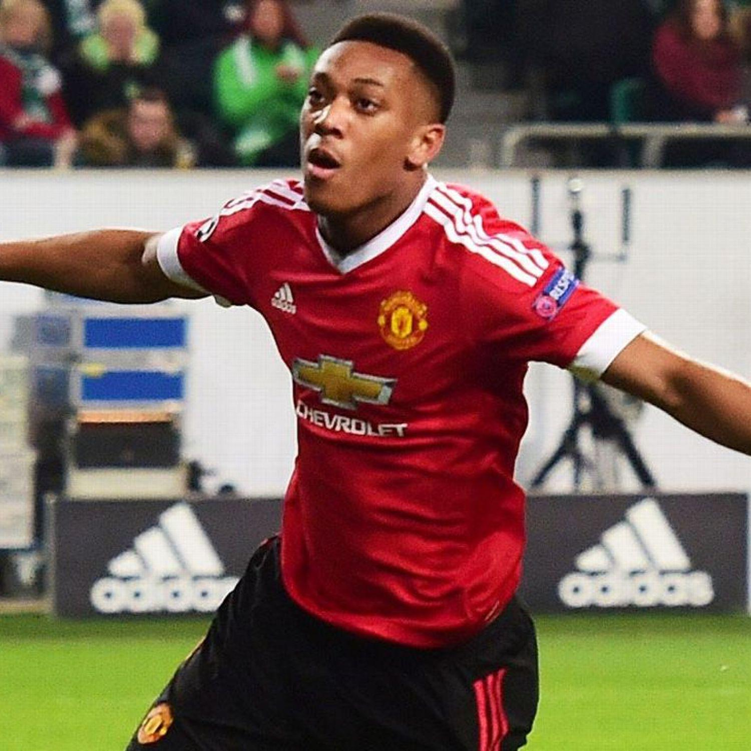 Man United Striker Anthony Martial Wins 2015 Golden Boy Award