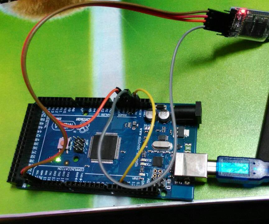 how to connect arduino to android app