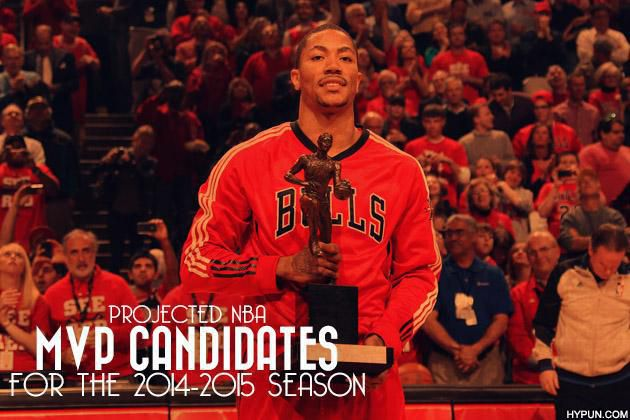 Projected NBA MVP Candidates for the 2014-2015 Season
