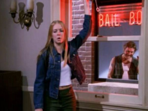 Sabrina The Teenage Witch Season 5 Episode 19  Accidental Tourist Movie Quotes-7965