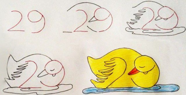 20 Creative And Easy Tricks And Tips To Teach Your Kids How To Draw