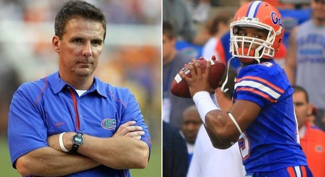 Florida Football: Urban Meyer Takes Credit for Cam Newton