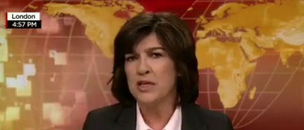 CNN's Christiane Amanpour Mocks Netanyahu Speech As 'Strangelovian,' 'Dystopian' [VIDEO]
