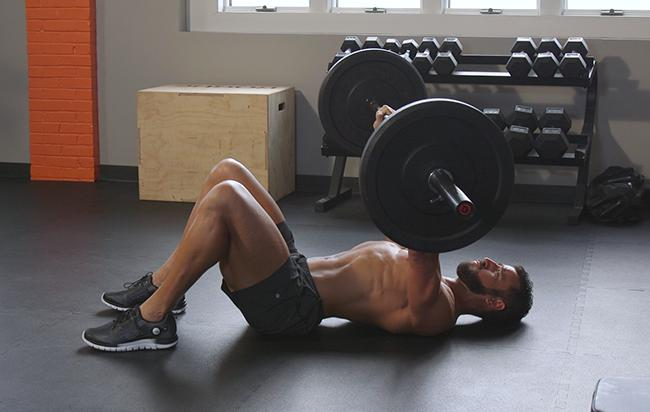 5 Ways To Bench Press Without A Bench