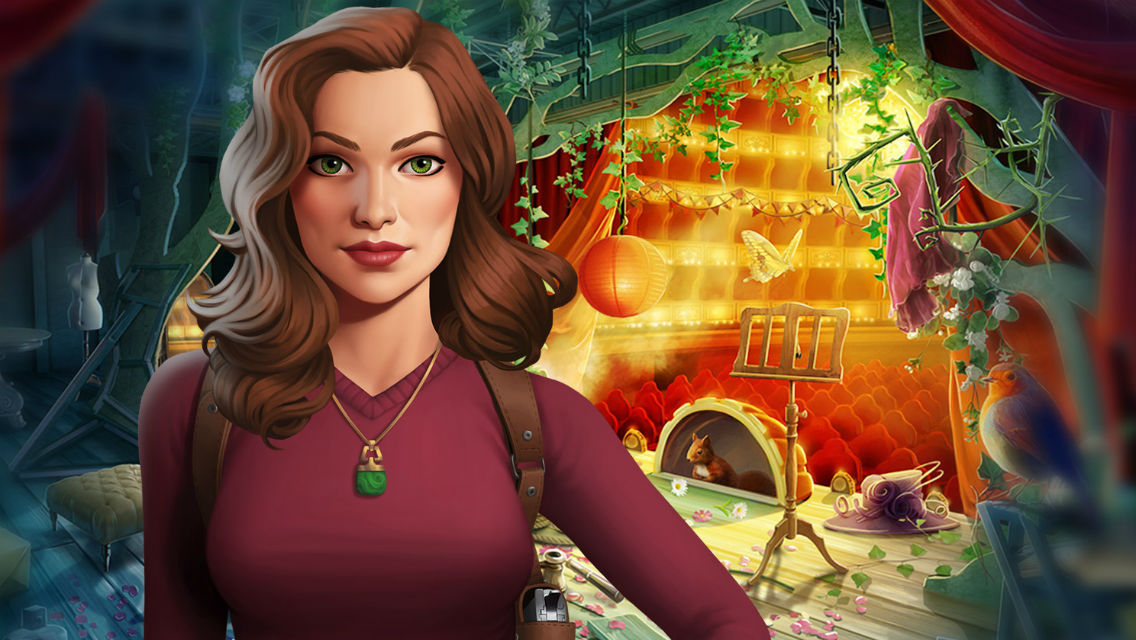 Rediscover Your Love for Hidden Object Games with Agent Alice from ...