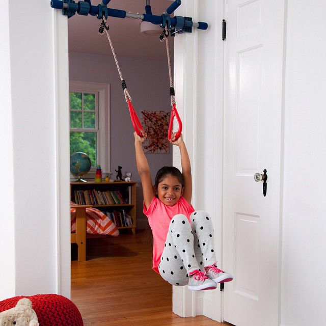 Help Your Family Stay Active This Fall And Winter Turn A Doorway