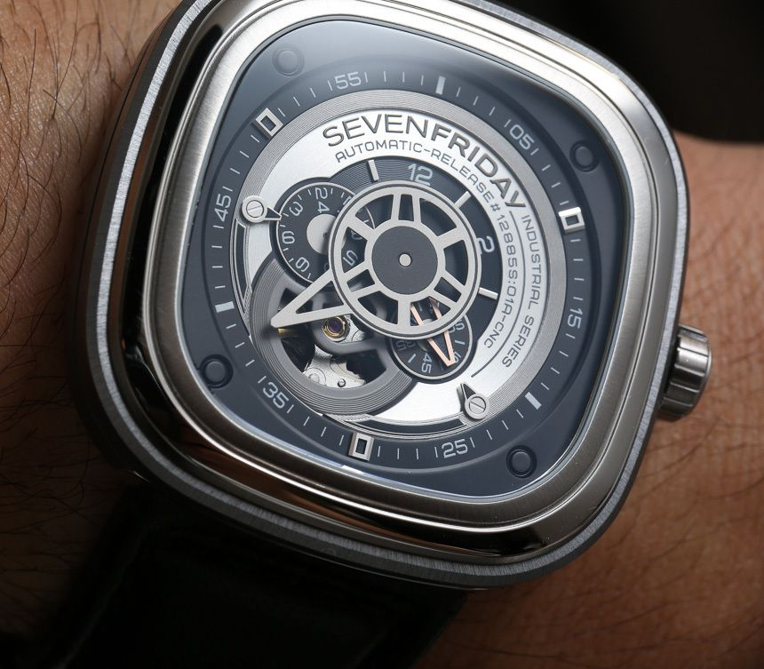 SevenFriday Watches Review: P1, P2, P3 Models