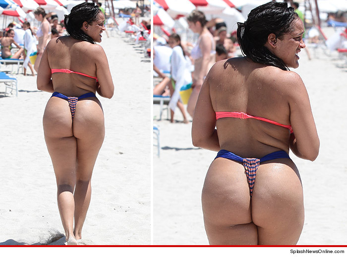 Bad Girls Club' Star Natalie Nunn -- In the Celebrity Ass Game ...