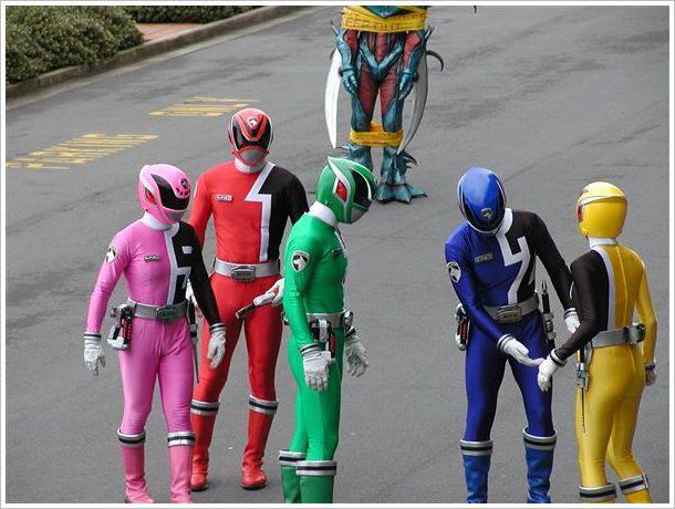 power rangers time force episode 3 - video dailymotion