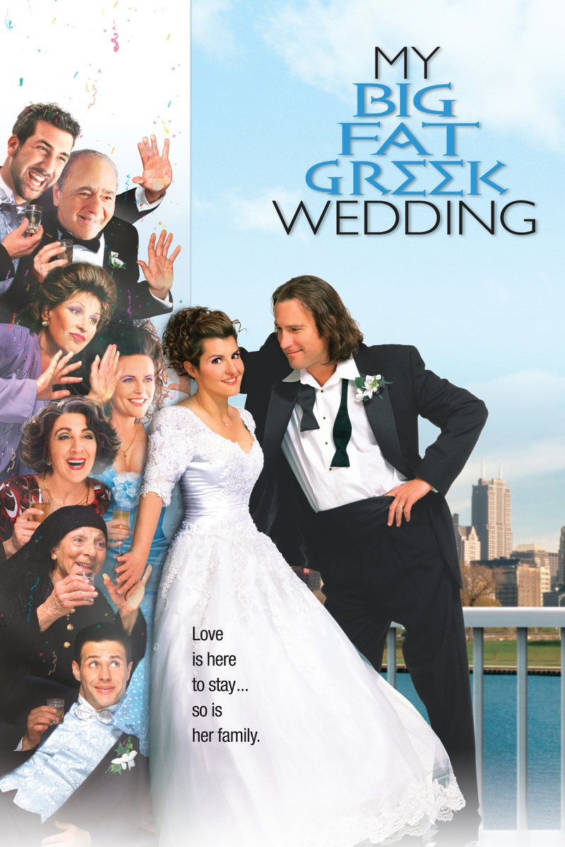 'My Big Fat Greek Wedding 2' Poster Shows Greeks Don't Change
