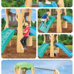 little tikes treehouse swing set instructions