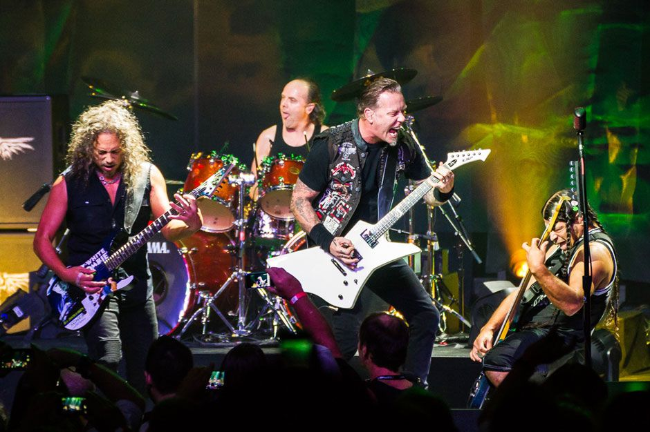 the history of the band metallica 30 years ago, after a few ads in the local newspaper, 4 nobodys formed october 15 1981 what would be a thundering shockwave history of metallica.