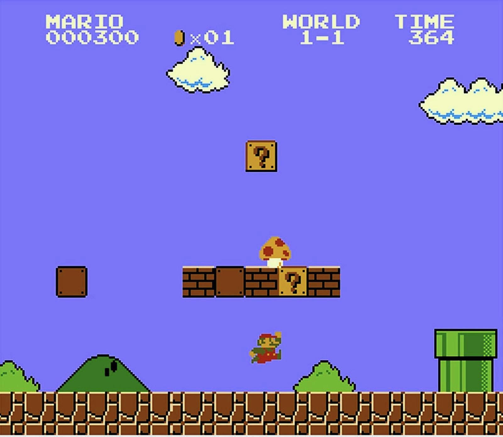 Happy 30th Super Mario Bros And Thanks For The