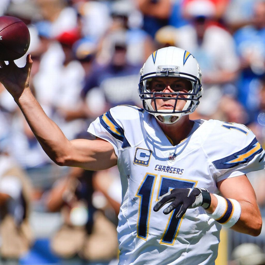 San Diego Chargers Broadcast: Philip Rivers Sets San Diego Chargers Record For Career