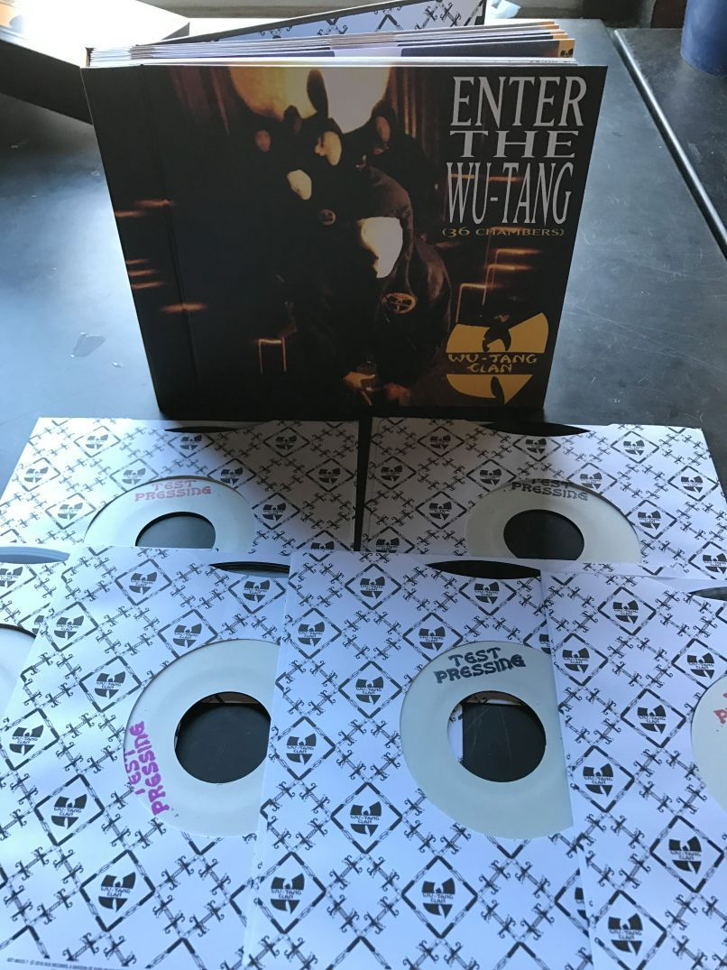 Merry Rza Mas Win Test Printings Of Wu Tang Clan S Enter