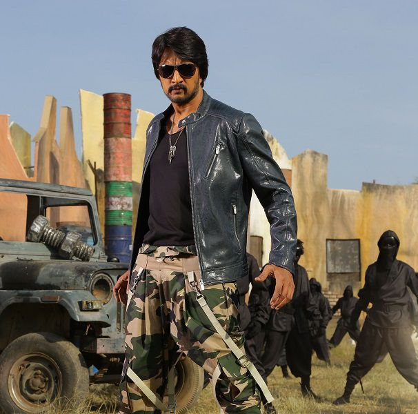 sudeep on LockerDome