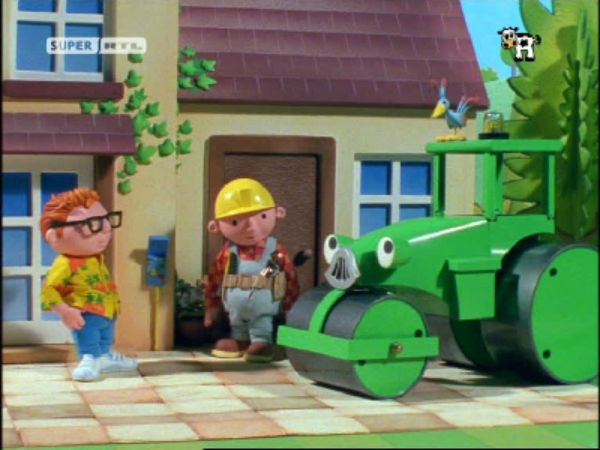 Bob The Builder Dvd Trailer Travis Dvd: Watch Roley And The Rock Star (Ep 10)