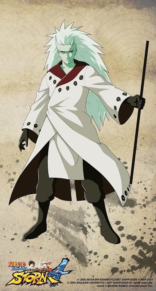 Six Paths Madara Uchiha joins Naruto Shippuden: Ultimate
