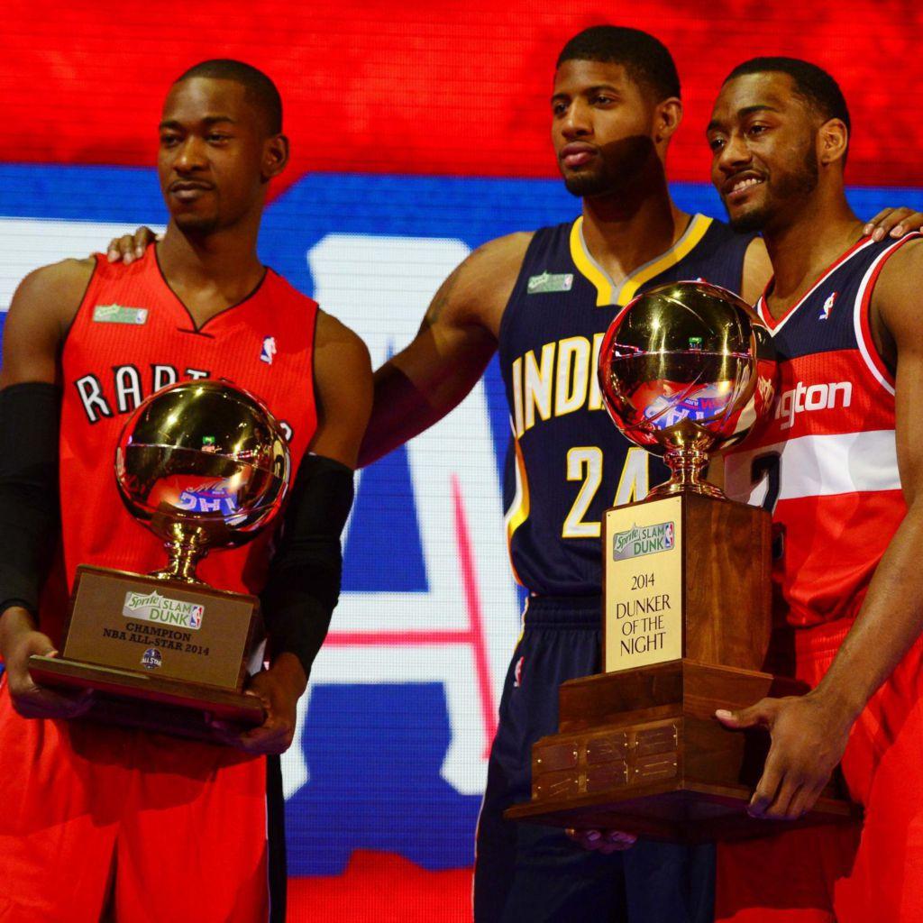 NBA Slam Dunk Contest 2015: Participant List, Historical