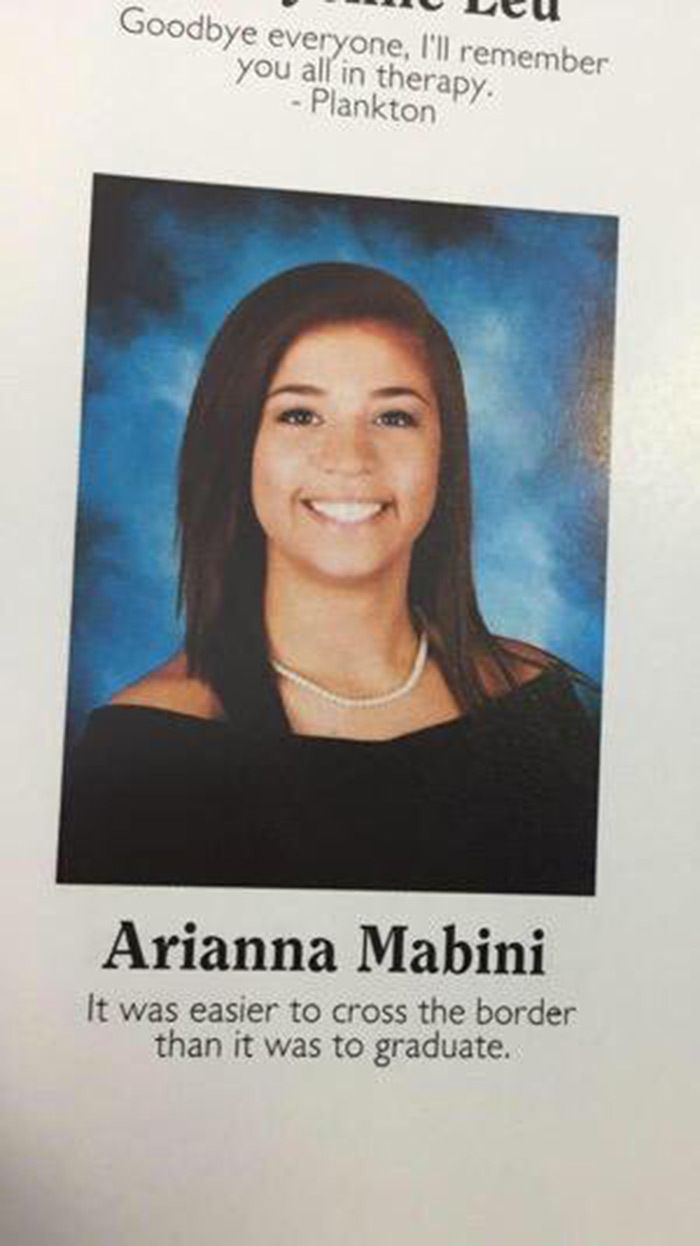 19 Funny Senior High School Quotes From This Millennium   The DailyMoss    Short Stories And Amusing Lists ...