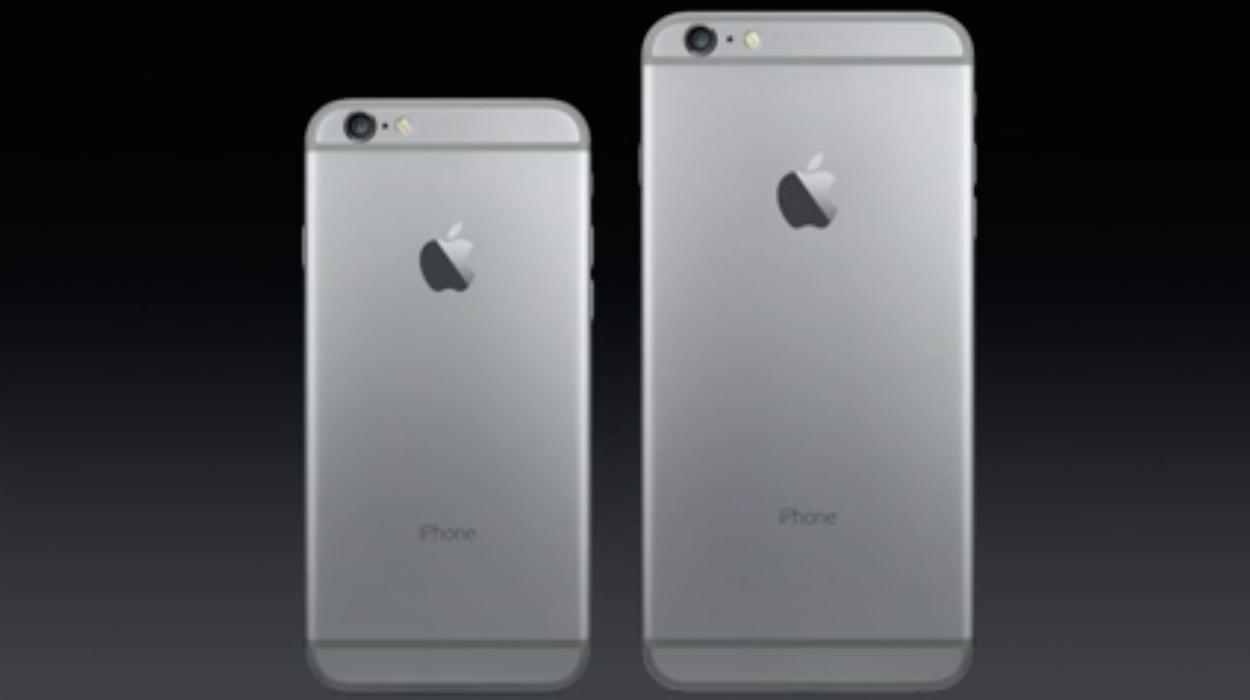 iphone 6 vs iphone 6 plus apple s phone gets big and
