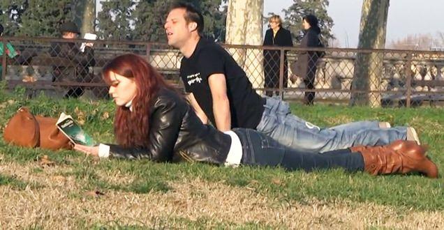 Photos Of Sex In Public 44