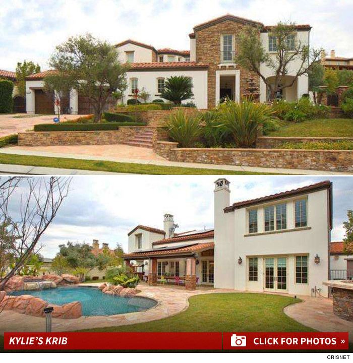 Jenner House Calabasas: Kylie Jenner -- See Ya Mom, I Just Bought A $2.7 Mil House