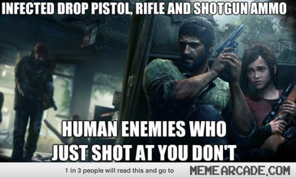 The Last of Us Logic
