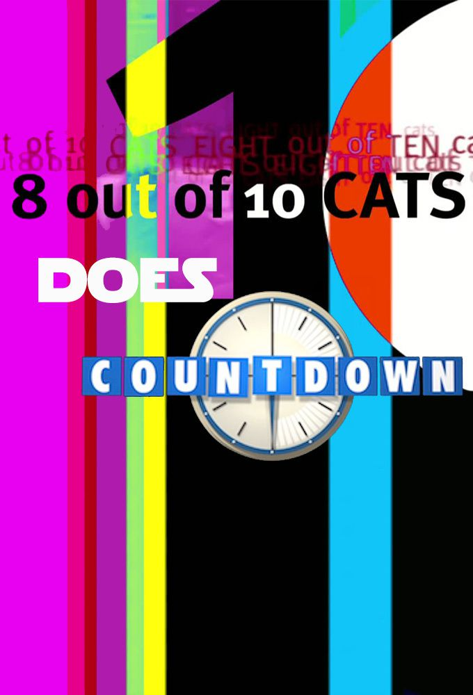 Out Of  Cats Does Countdown Dvd