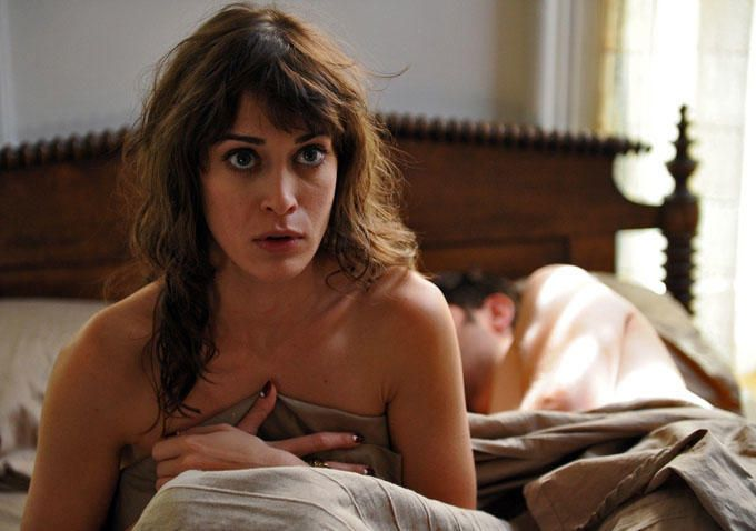 Lizzy Caplan agents of shield