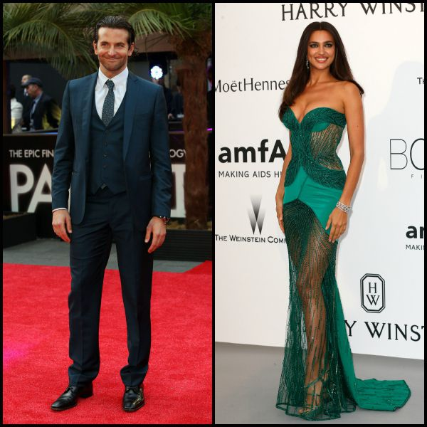 Latest News Updates: Bradley Cooper And Irina Shayk Engage In PDA On Their