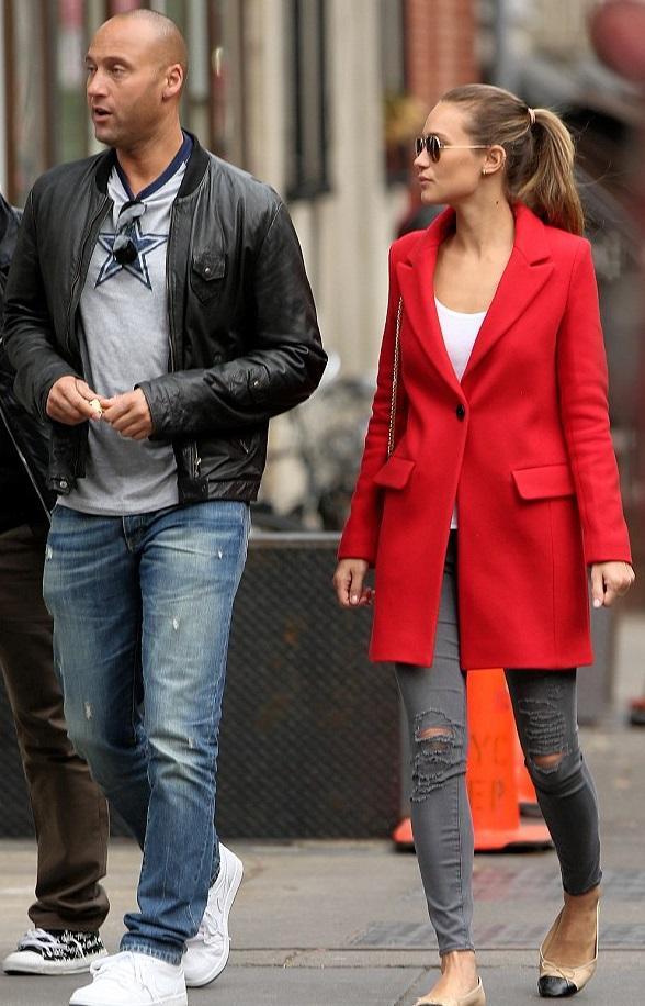 City Of Dallas Careers >> Cowboy'd Up Derek Jeter and Girlfriend Spotting