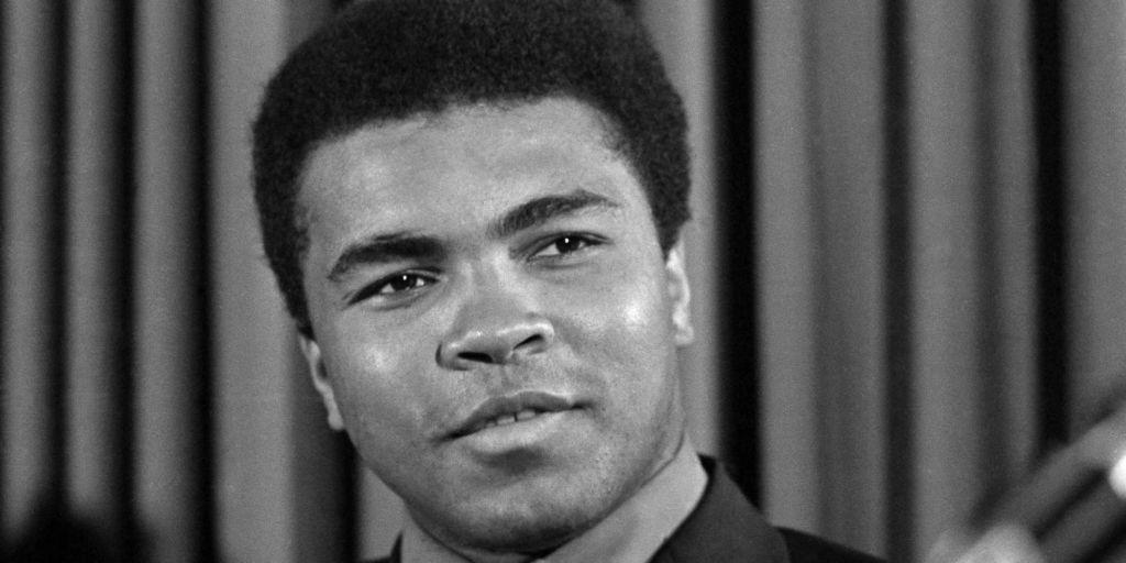 Muhammad Ali Vietnam War