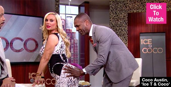 Coco Has A Doctor Feel Up Her Butt To Prove Its Real On -3372