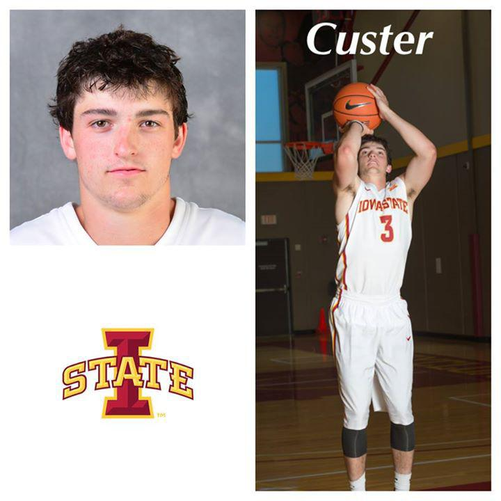 Clayton Custer went 94-6 in high school. He's a