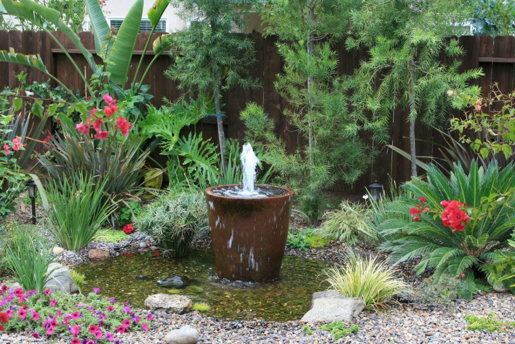 23 Astonishing Diy Garden Fountain Tutorials Architecture Art Designs