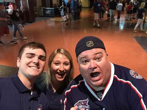 Blue Jackets Draft Party - JacketIn