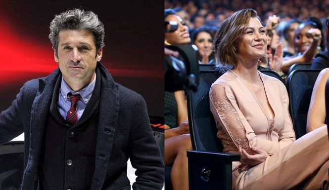 Patrick Dempsey Teary Eyed Recalling Ellen Pompeo As Meredith On