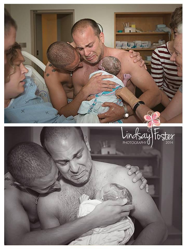 фото отца и сына геев