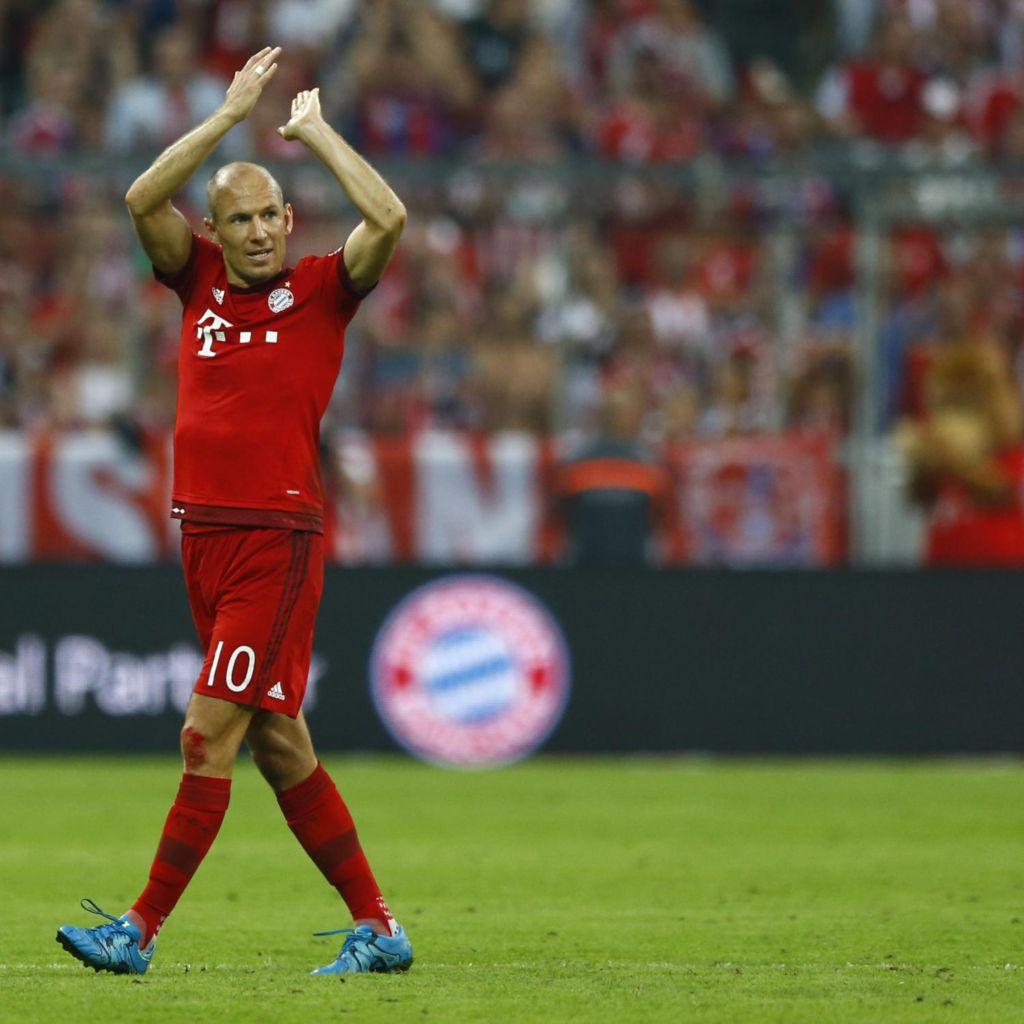 Manchester United Transfer News Arjen Robben Fee Emerges